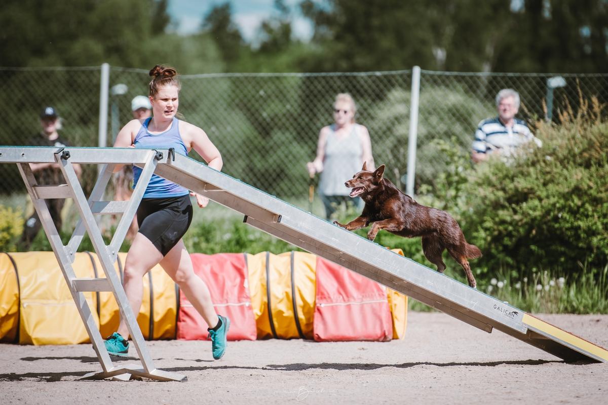 Cup-voittajat: Iina Kalliomäki & Typy
